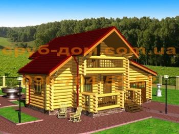 Дом-баня 2