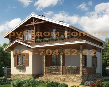 Комбинированный дом 178