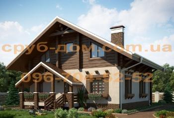 Комбинированный дом 183
