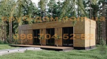 Модульный дом 35