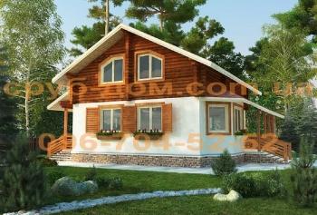 Комбинированный дом 152