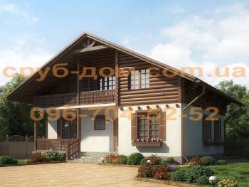 Комбинированный дом 171