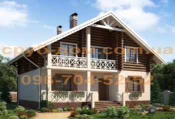 Комбинированный дом 175