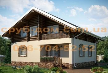 Комбинированный дом 165