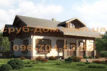 Комбинированный дом 185