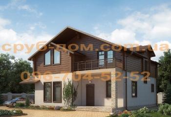 Комбинированный дом 195