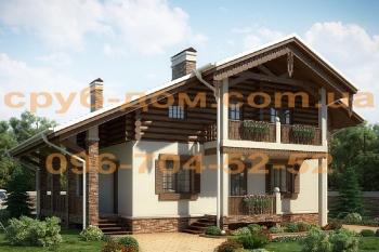 Комбинированный дом 190