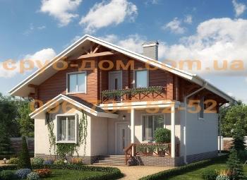 Комбинированный дом 210