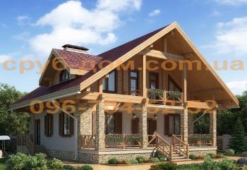 Комбинированный дом 220