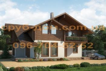 Комбинированный дом 205