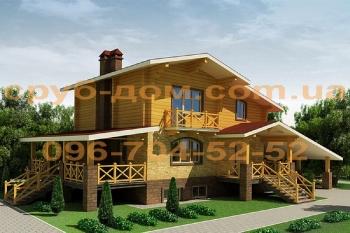 Комбинированный дом 270