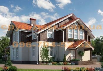 Комбинированный дом 300