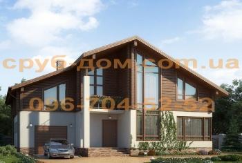 Комбинированный дом 265